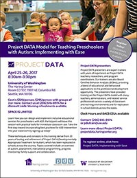 DATA Training 1, April 25-26, 2017