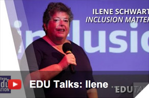 Video of EDU Talks: Dr. Ilene Schwartz