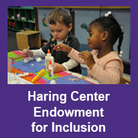 Haring Center Endowment for Inclusion