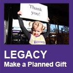 Legacy Planned Gift