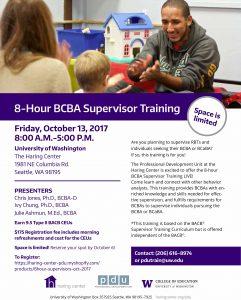 PDU BCBA Training