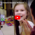 Haring Center for Inclusive Education: We Believe